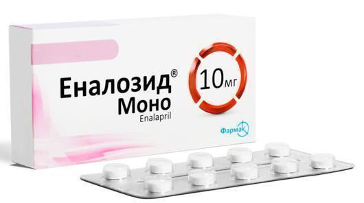 Enalozide Mono 10 Mg Pills No 30 Instructions For Use