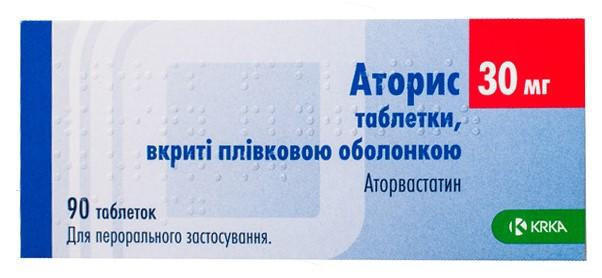 product-krka-slovenija-atoris-30-mg-tabletki-№90-30